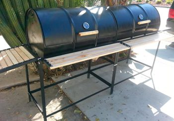 Double Barrel Grill Basic