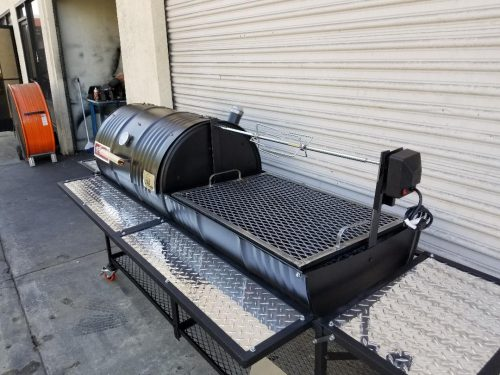 Ranch Style Custom BBQ Grill