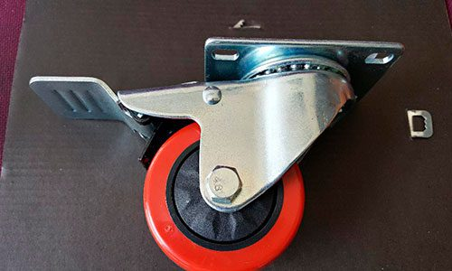 Locking Caster Wheels