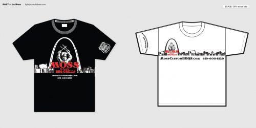 Official Moss Grills T-Shirt