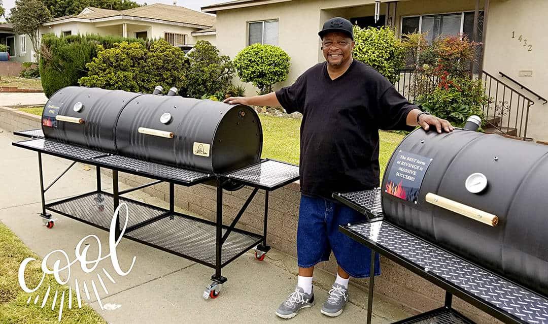 """Rodbones BBQ"" in Los Angeles"